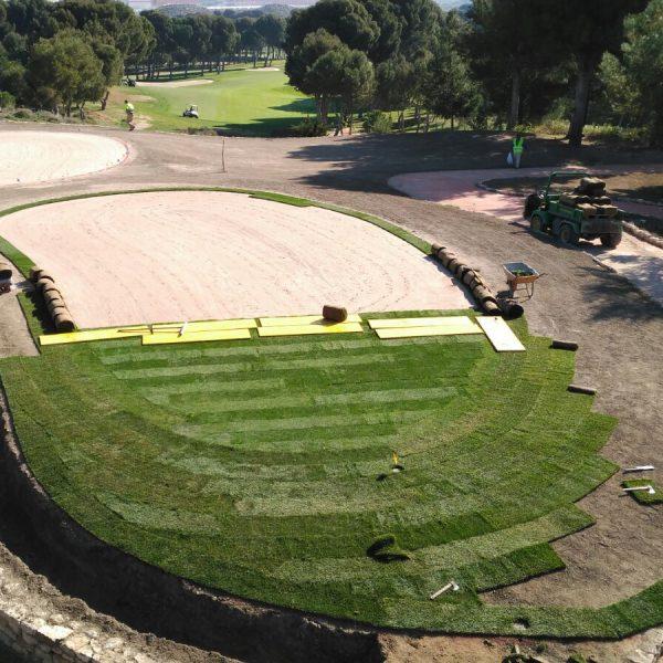 Real Club de Golf La Peñaza - Zaragoza